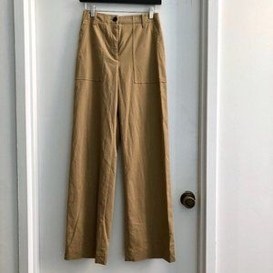 CLUB MONACO Wide Leg Sailor Pants